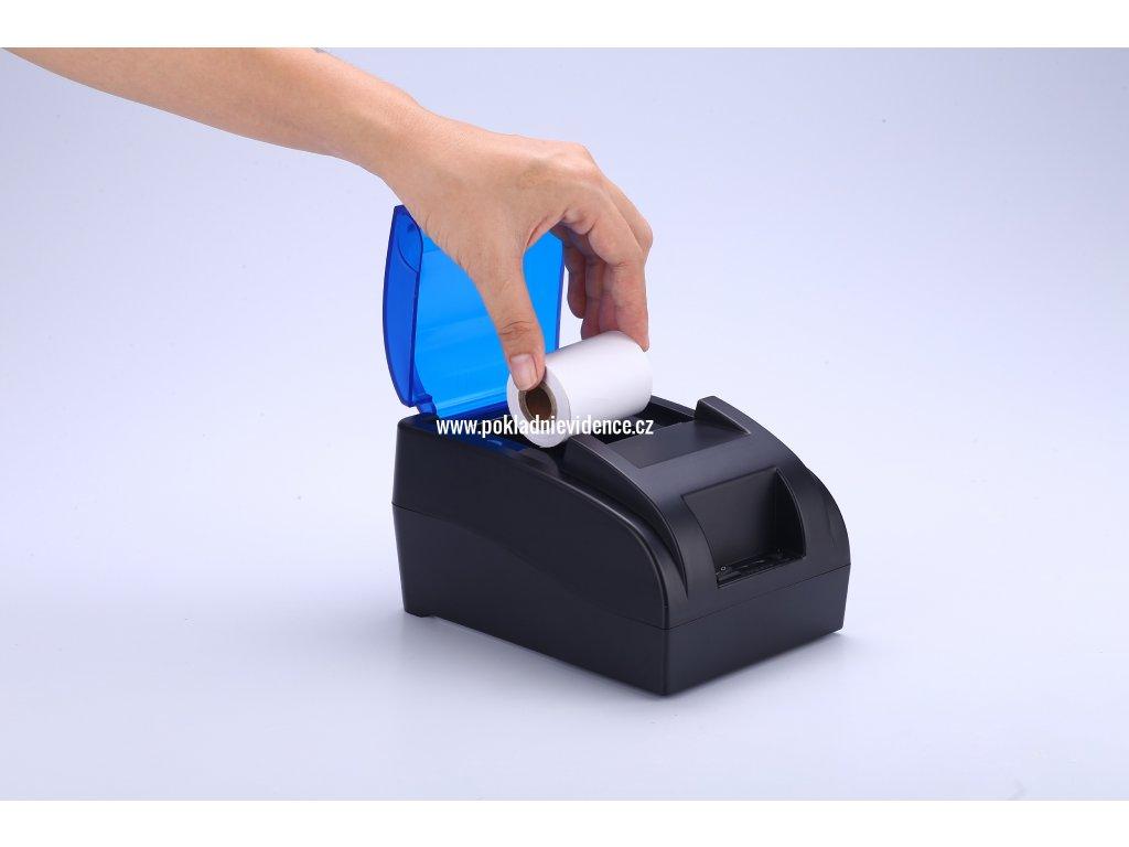 Termální Bluetooth tiskárna Profiuctenka