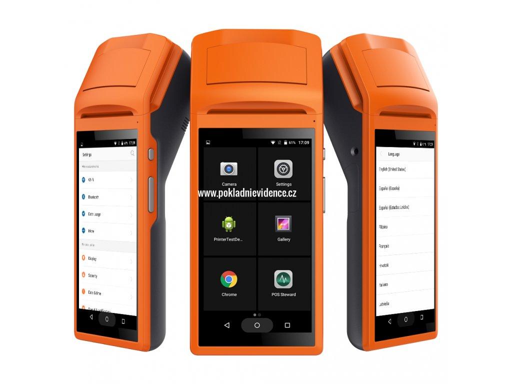 Orange kasa EET program zdarma Doprava zdarma