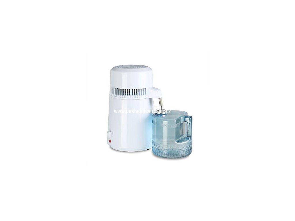Destilačni přístroj