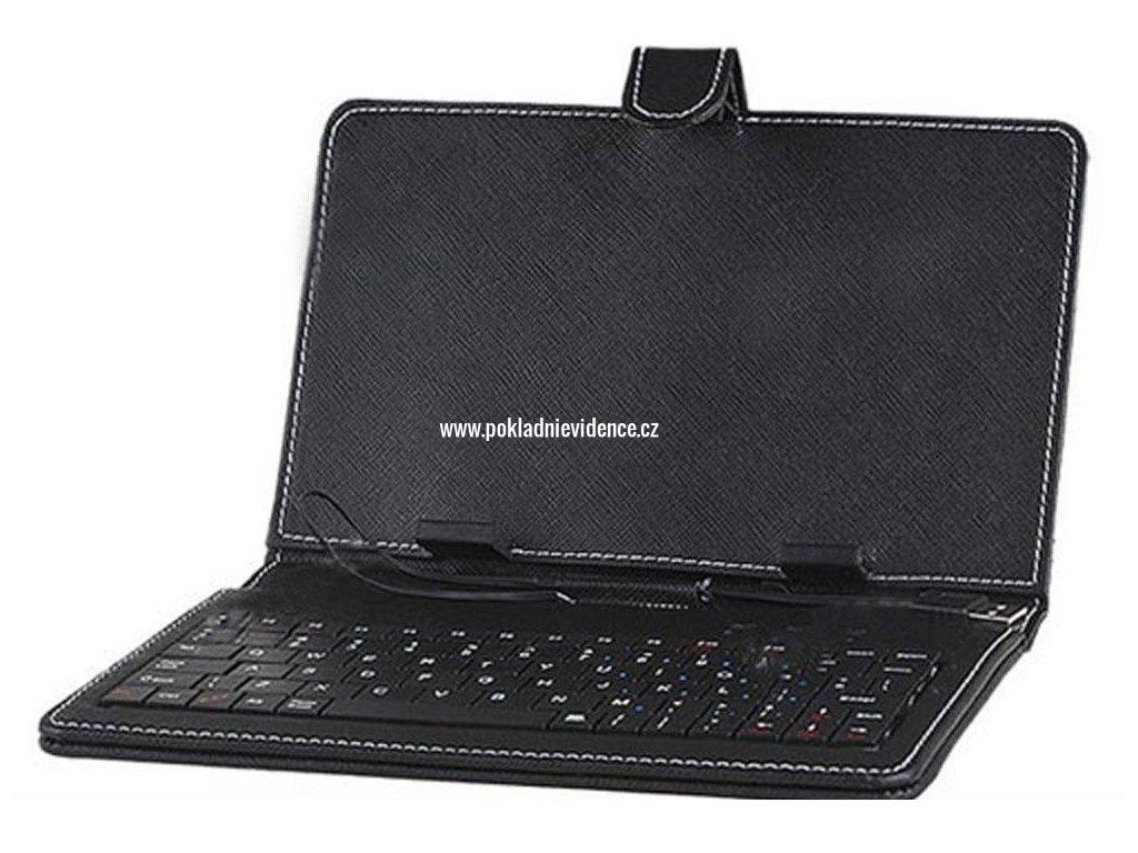 """Obal  klávesnice stojan na  7"""" 8"""" 9"""" 10"""" palcový tablet"""