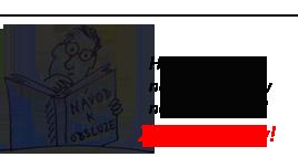 Návod pro obsluhu na váhy a pokladny