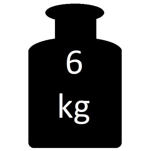 do 6 kg