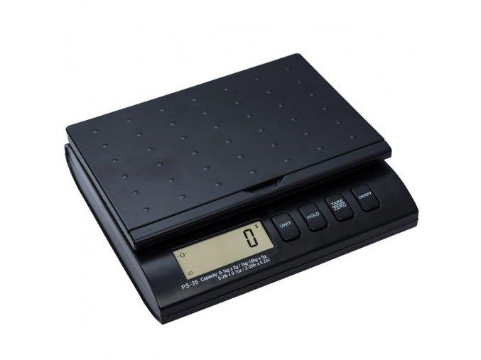 LESAK PS-75, 2kg;34kg/5;10g, 226mmx156mm, poštovní váha
