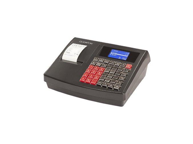Quorion QMP 18 2xRS/USB/OL, registrační pokladna bez zásuvky černá  pokladna pro EET
