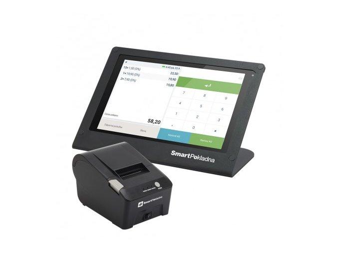 Markeeta Smart Pokladnička  balíček komplet na 12 měsíců zdarma
