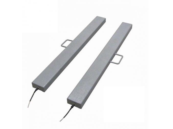 LESAK 4TVLL0800A12, 1,5t/0,5kg, 120mmx800mm, lak