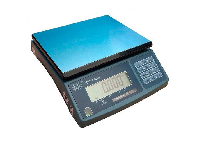 váha počítací KPZ 2 02 4