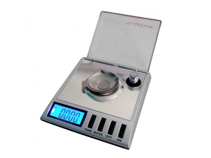 LESAK HA-20, 20g/0,001g  Velmi přesná digitální mikrováha