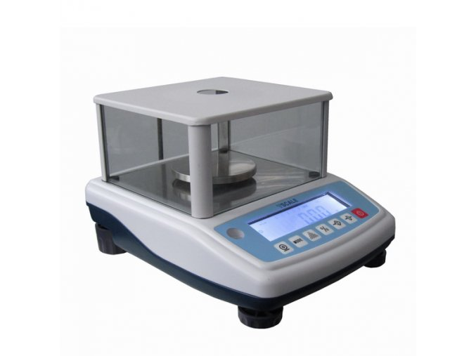 TSCALE NHB1500+, 1500g/0,01g, Ø 120mm