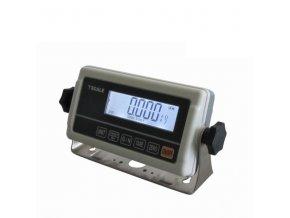 LESAK 1T5050LN-RWP, 300kg, 500mmx500mm, lak/nerez, úlová váha