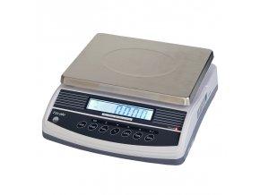 TSCALE QHW++3k, 3kg/0,02g, 300mmx230mm.  SLEVA - výprodej