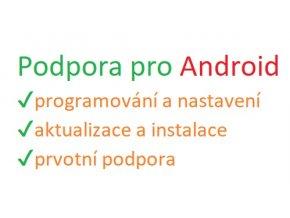 podpora Android
