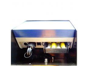 LESAK PV4TA12, 2t, 550mmx1150mm, vážicí paletový vozík