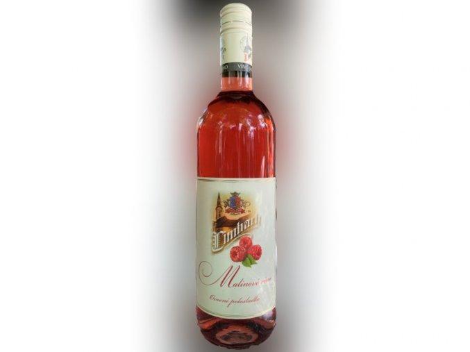 Víno Malinové