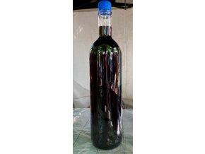 Borůvkové ovocné víno polosladké 1L