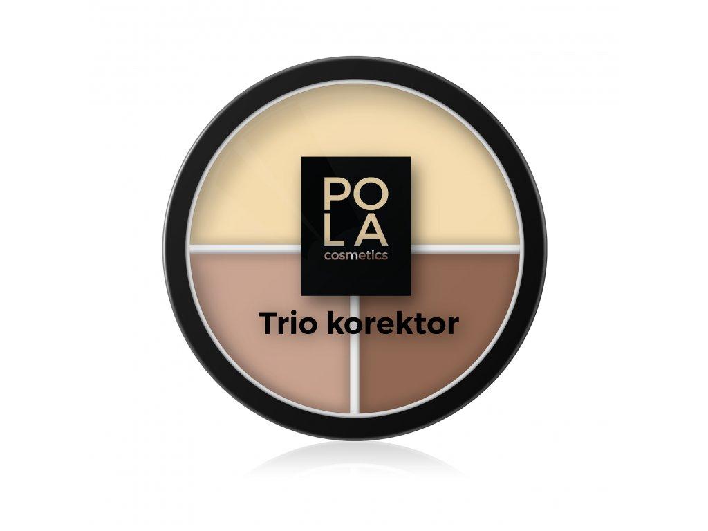 trio korektor