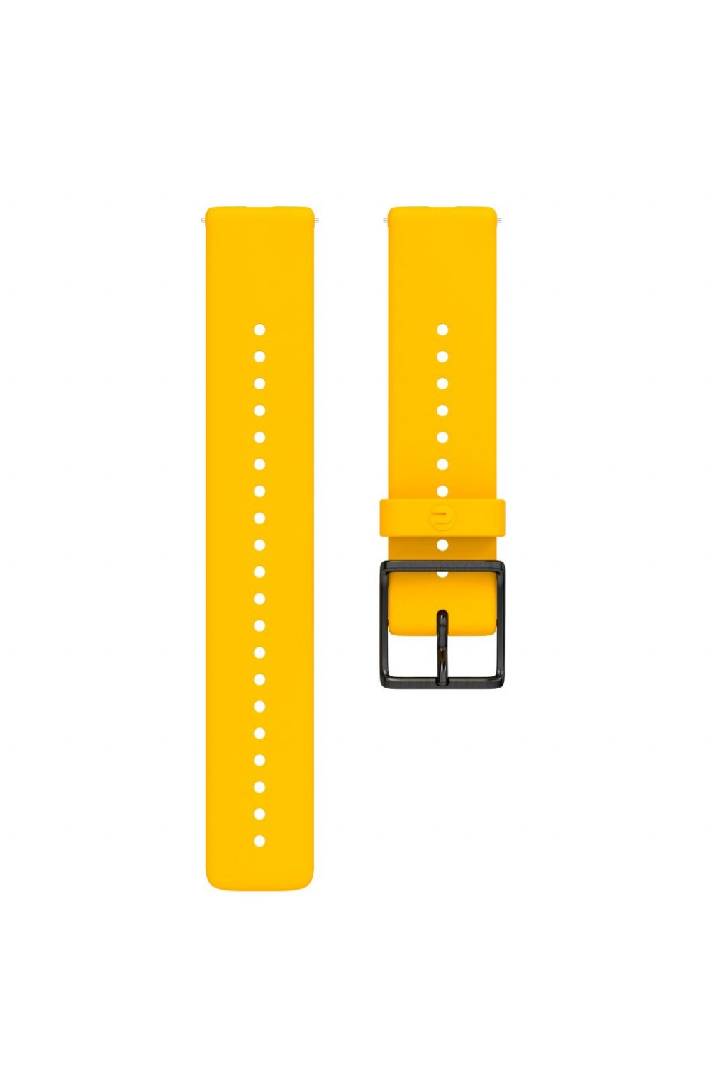 Ignite accessory silicone wristband front yellow M L (1)