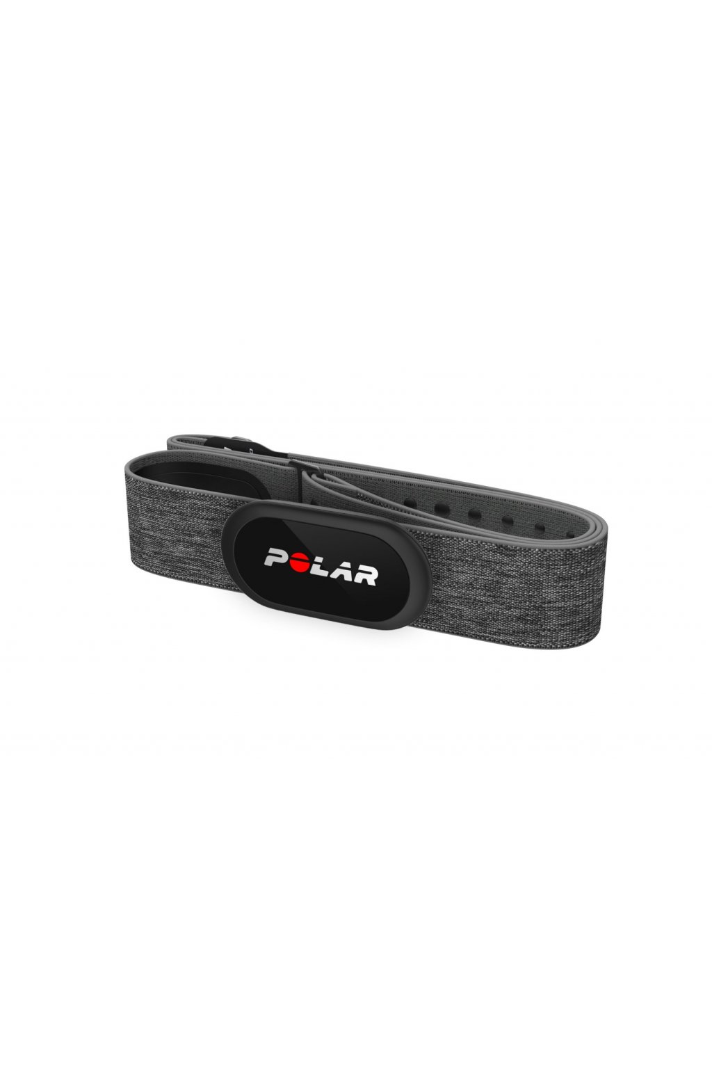 Polar H10 Heart Rate Sensor ProStrap frontleft grey