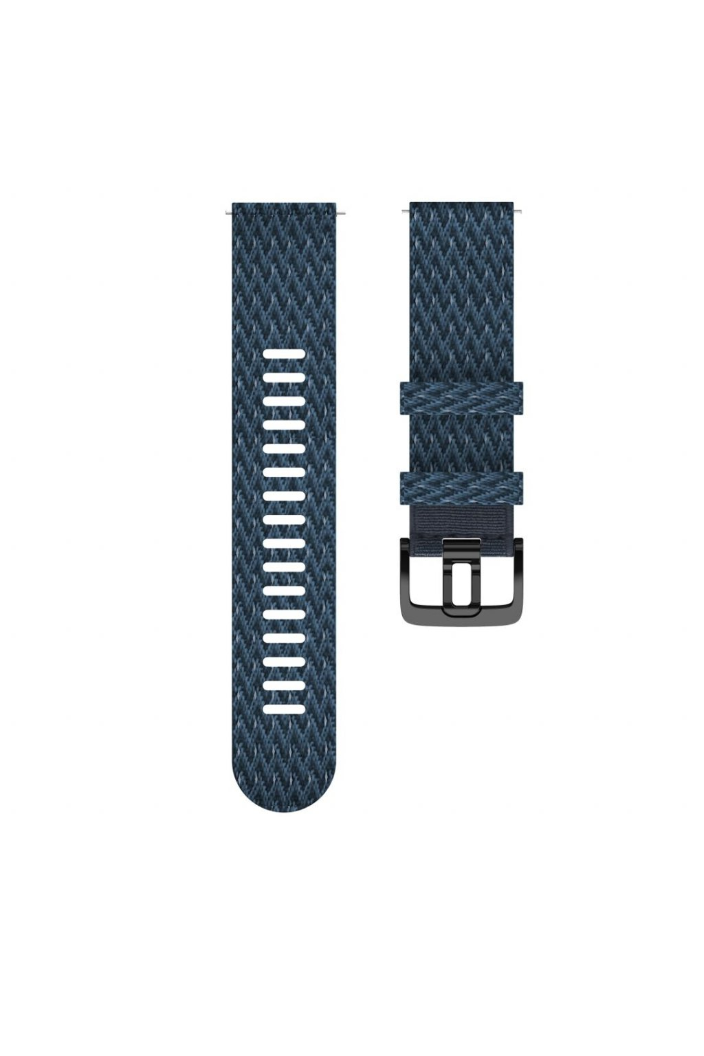 Polar Grit X wristband paracord blue 2