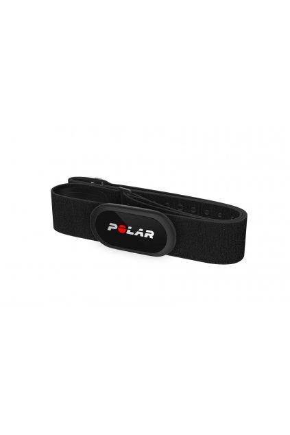 Polar H10 Heart Rate Sensor ProStrap frontleft black