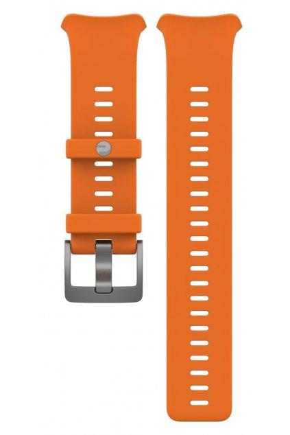 Vantage V wristband front orange