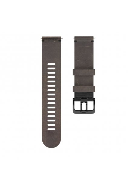Polar Grit X wristband genuine leather brown 2