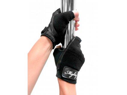 Mighty Grip Glove NonTack Black1