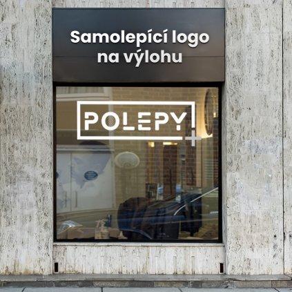vyloha MOCKUP samolepici logo