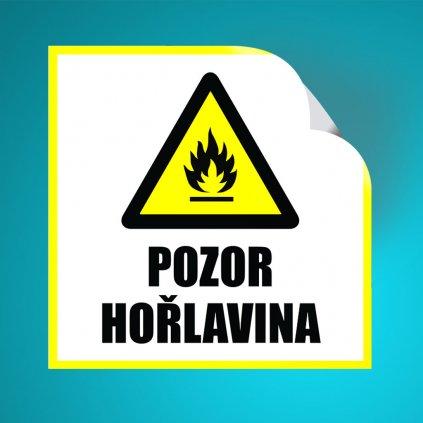 POZOR HORLAVINA