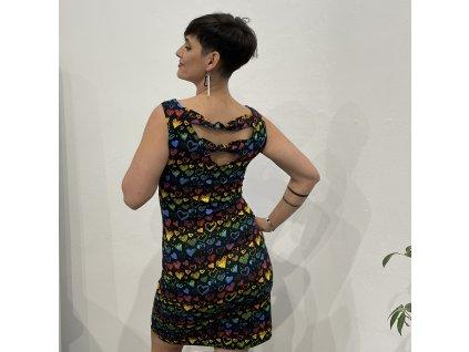 Lucie - červená