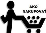 Ako nakupovat