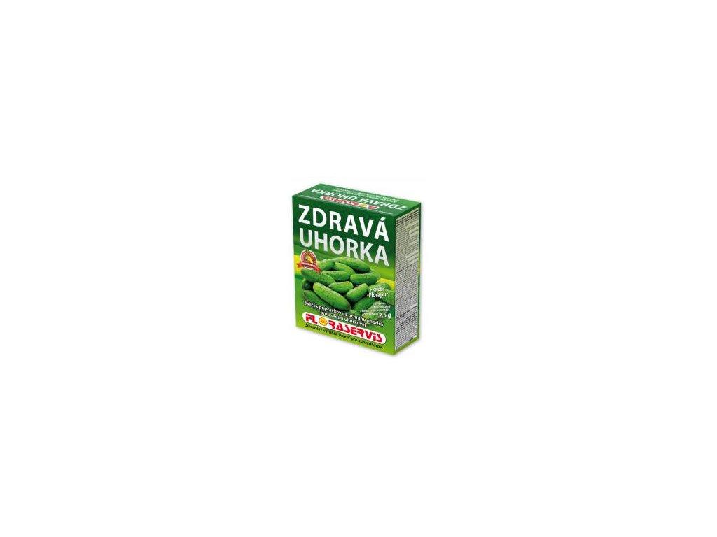 Zdravá uhorka - sada prípravkov