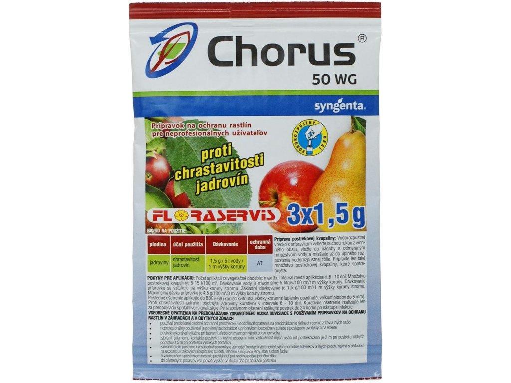 chorus 3x1,5