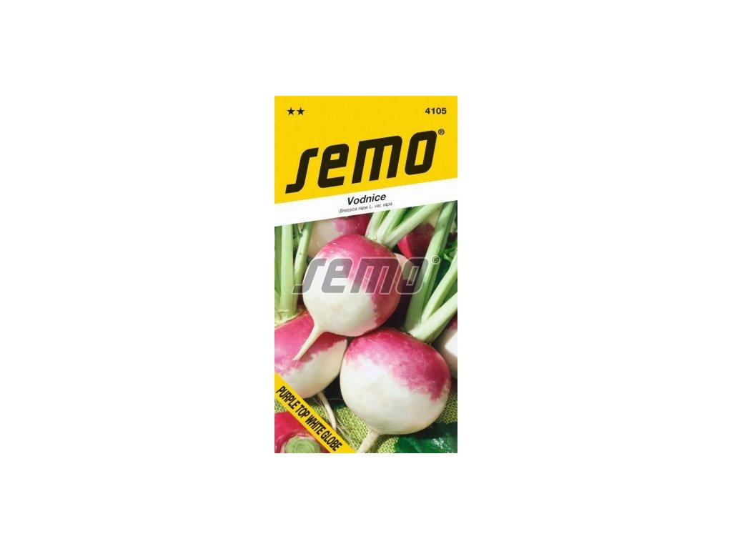 4105 semo zelenina vodnice purple top white globe 256x500