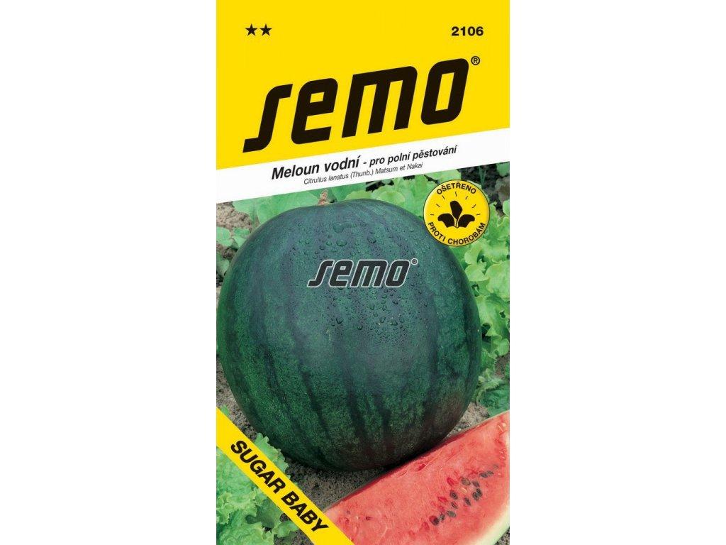 2106 semo zelenina meloun vodni sugar baby