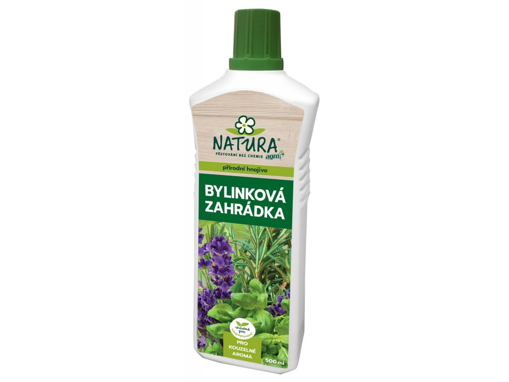 natura bylinkova zahrada