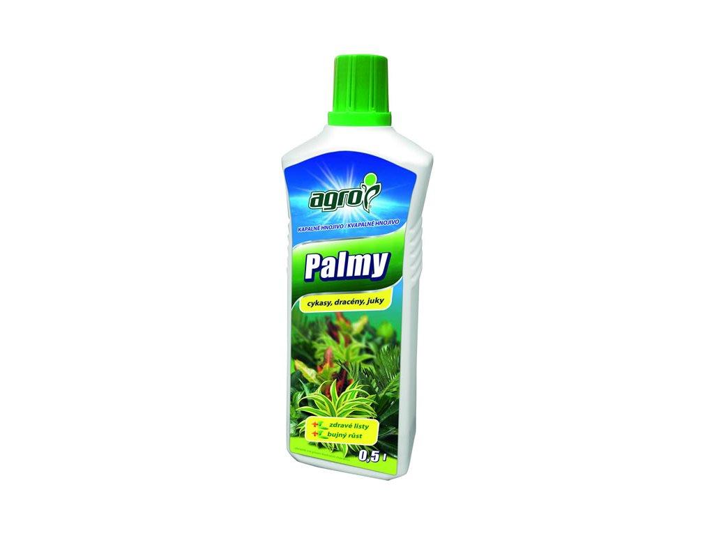 Kvapalné hnojivo na palmy a zelené rastliny