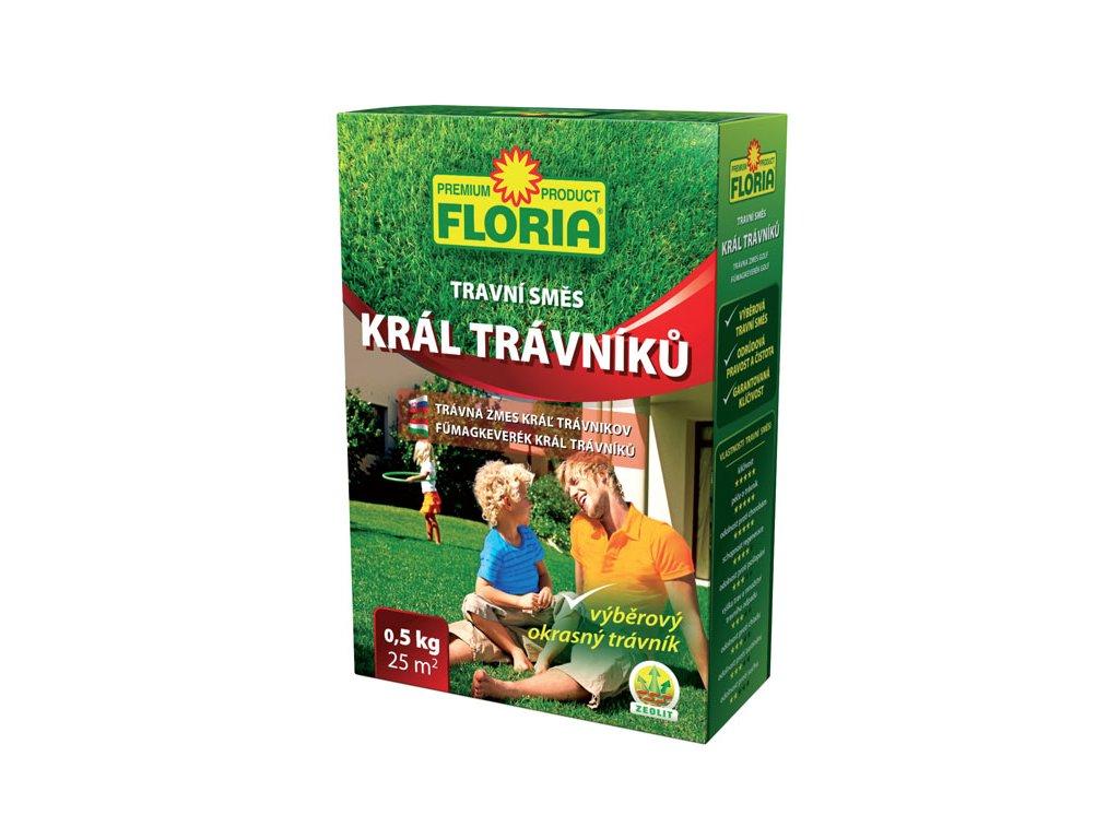 floria travna zmes kral travnikov 0,5kg