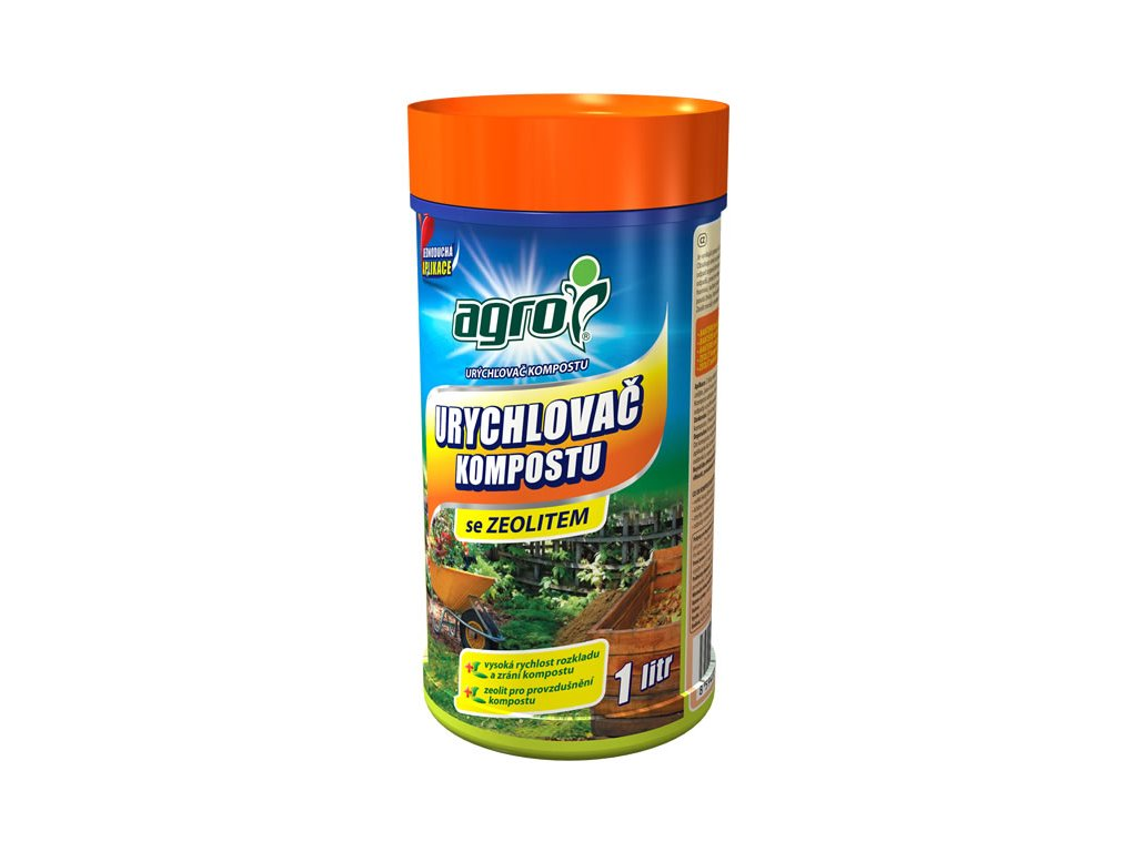 agro urychlovac kompostu 1l