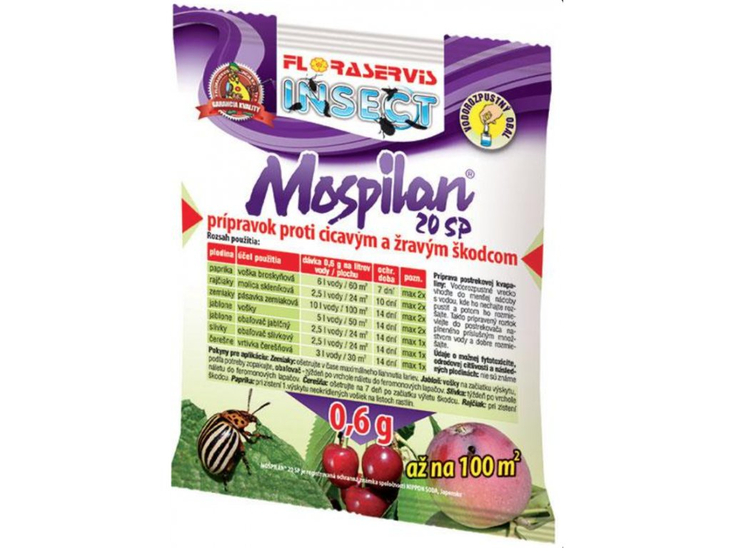 MOSPILAN 20 SP 1,5g
