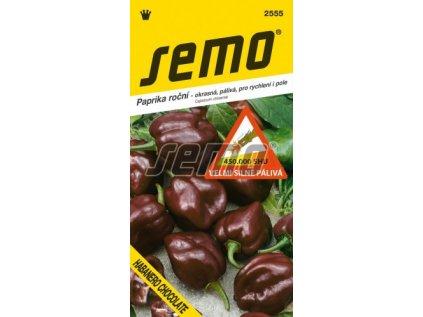 2555 semo zelenina paprika rocni habanero chocolate 256x500