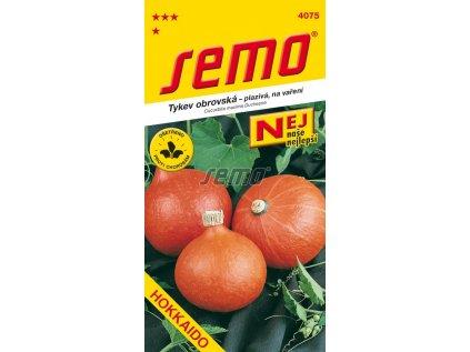 4075 semo zelenina tykev velkoploda hokkaido orange