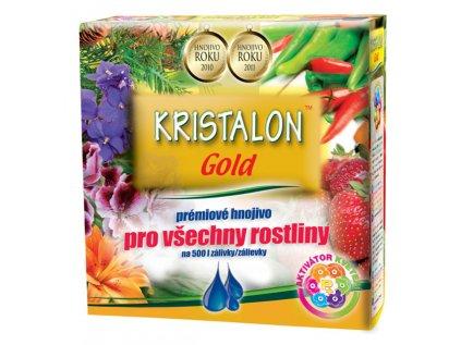 Kristalon Gold – hnojivo novej generácie