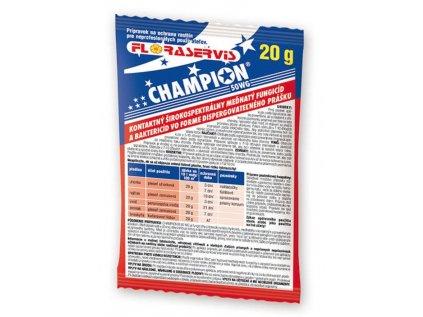 CHAMPION 50 WG proti hubovým chorobám