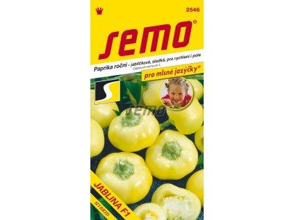 2546 semo zelenina paprika rocni jablina