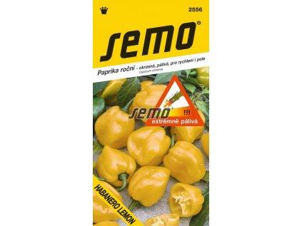2556 semo zelenina paprika rocni habanero lemon