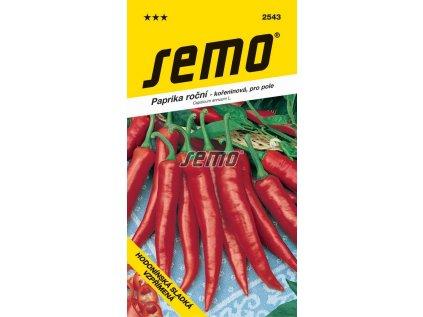 2543 semo zelenina paprika rocni hodoninska sladka vzprimena