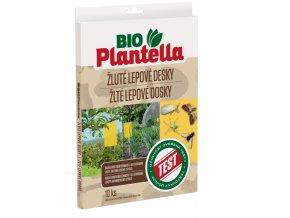 Bio Plantella Rumene lepljive plosce 10kom CZ SK