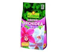 Substrát na orchidey
