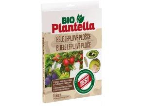 Bio Plantella Bele lepljive plosce 10kom SI HR